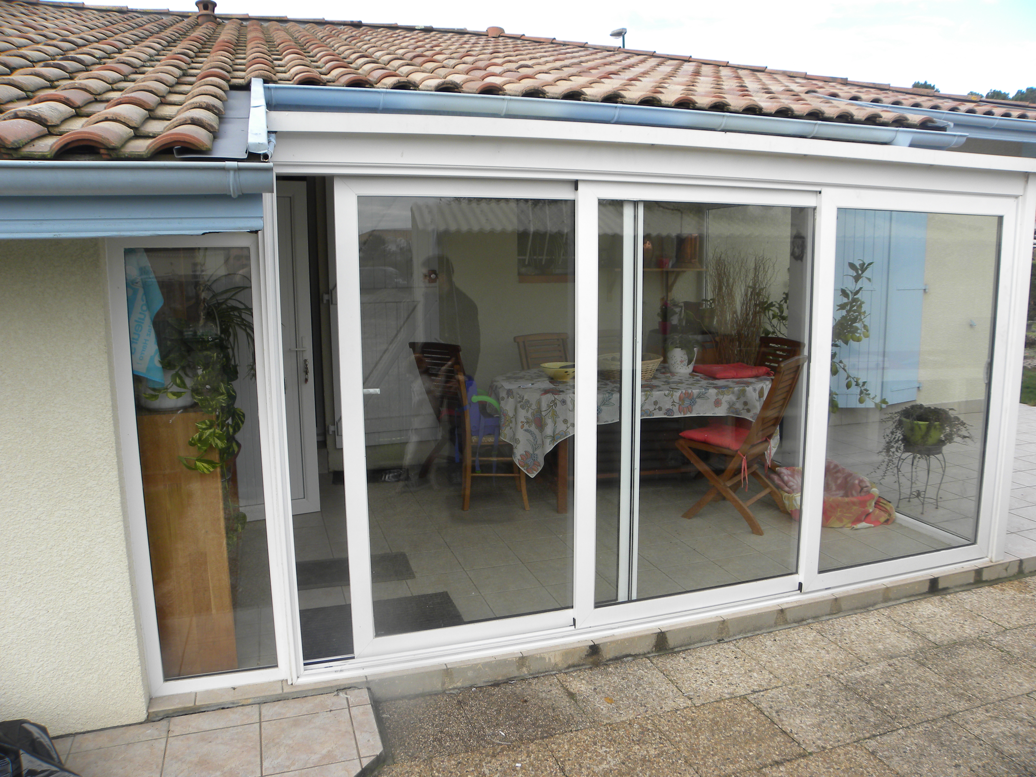 100 fenetre coulissante pour veranda fermeture v randa loire atlantiqu - Fenetre coulissante pour veranda ...